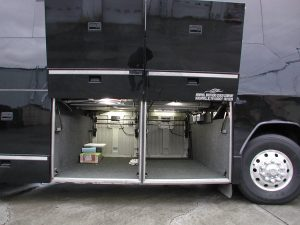 The H3-45 has the larger bays for extra storage