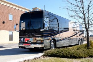 $259,000 Now for sale. this 2005 Prevost XLII coach with a 2014 engine overhaul, and a new allison 6-speed world automatic transmission in 2017.