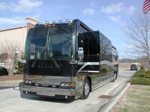 2006 Prevost XLII single slide out star coach